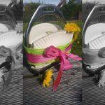 Geschenkidee – ein Steigbügel-Osternest