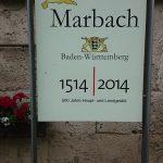Marbach – 500 Jahre Pferdegeschichte