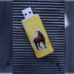 USB-Stick Design – für Pferdefreunde